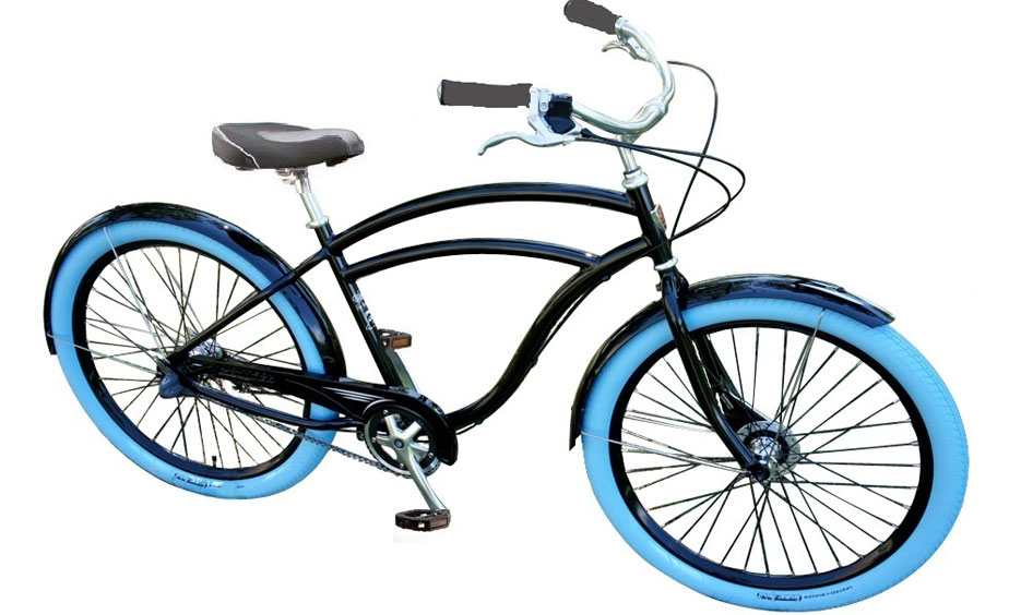 velo beach cruiser occasion